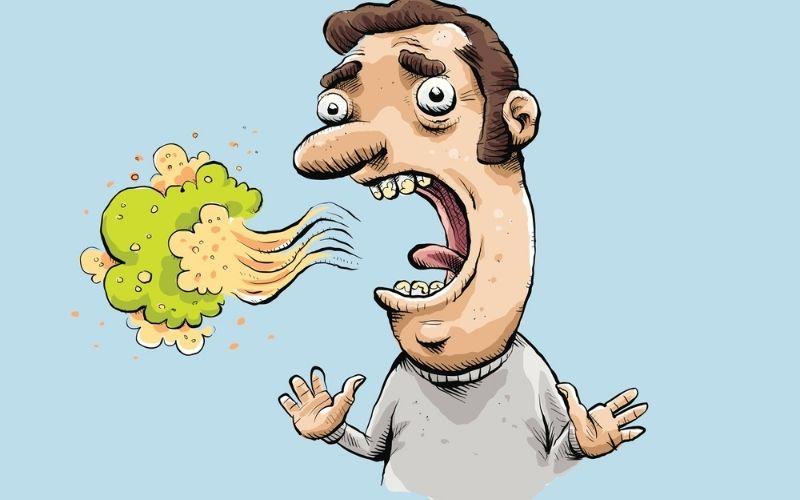 Hôi miệng ảnh hưởng đến chất lượng cuộc sống người bệnh