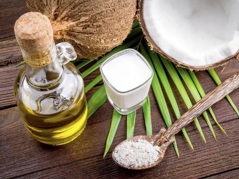 Chữa trị viêm lợi bằng dầu dừa