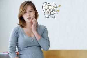 Ê buốt răng khi mang thai phải làm sao?
