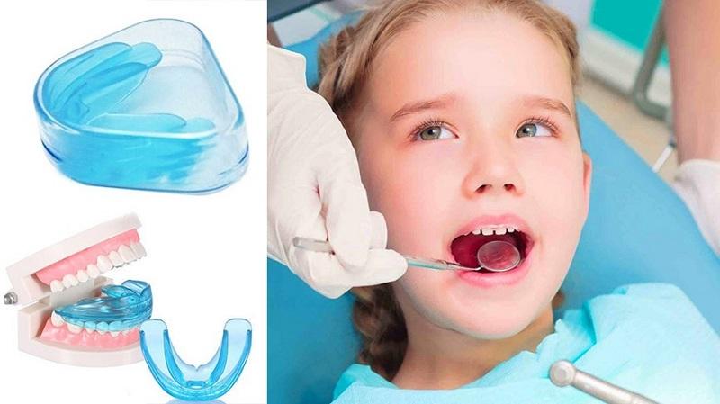 Hàm Trainer đem đến cho bé một hàm răng đẹp trong tương lai