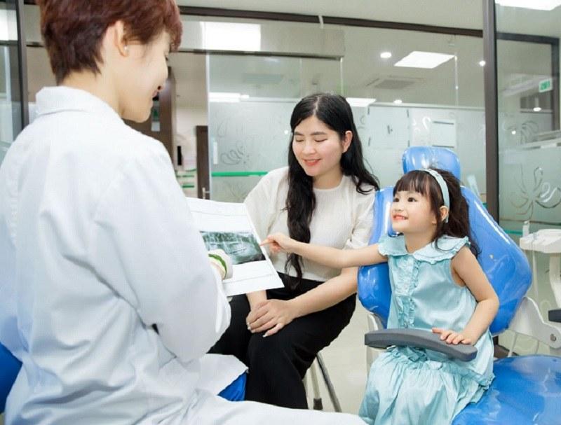 Nhổ răng sữa cho bé ở đâu là thắc mắc của nhiều người