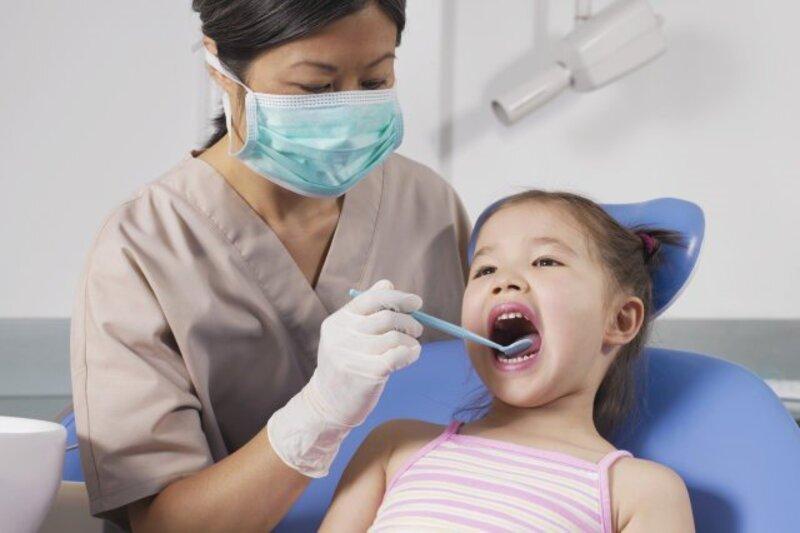 Phụ huynh nên thường xuyên đưa bé đi khám răng