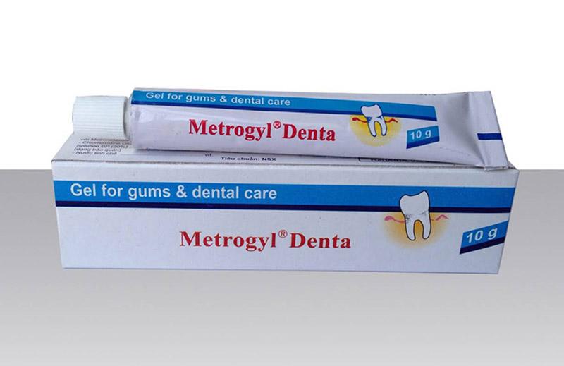 Metrogyl Denta có tính kháng khuẩn rất cao