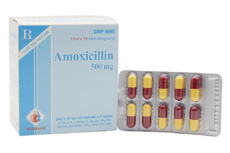 Loại thuốc này chỉ có thể phòng ngừa chứ không tiêu diệt được vi khuẩn