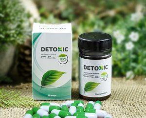 Thuốc trị hôi miệng hiệu quả nhất Detoxic