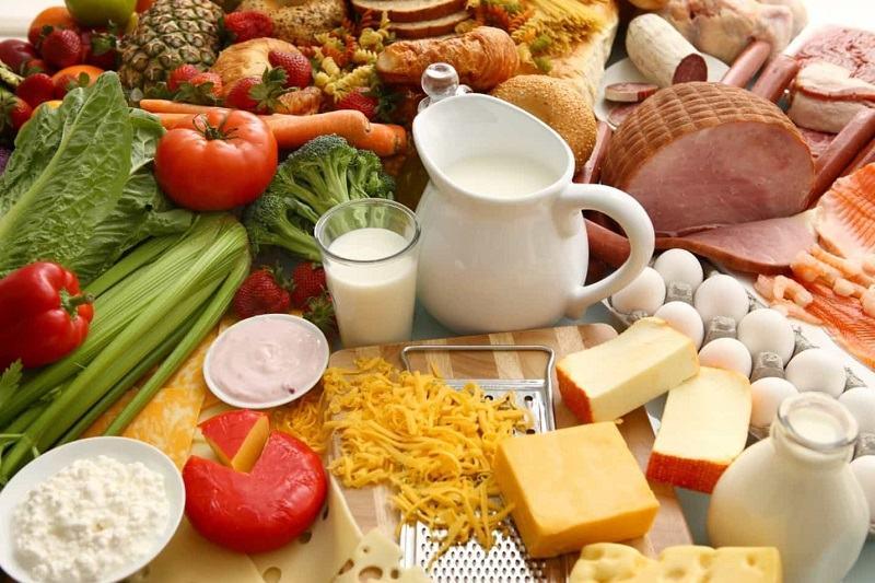 Chế độ ăn uống cũng đóng vai trò rất quan trọng