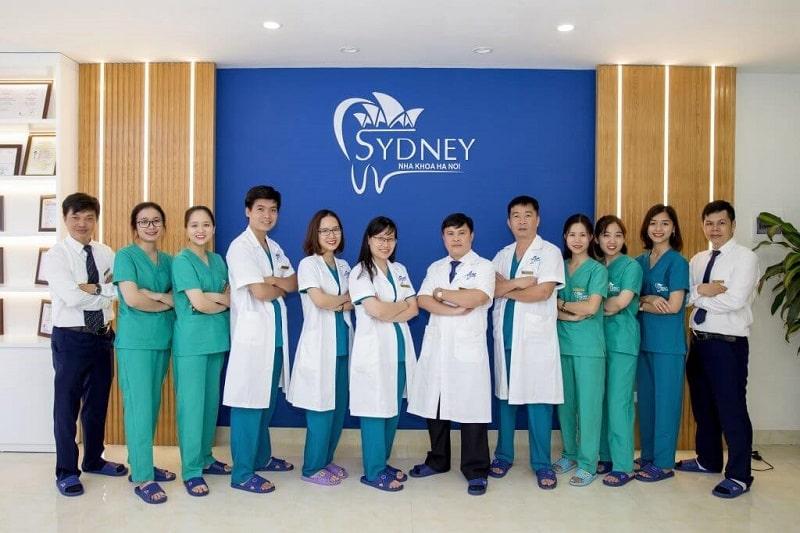 Đội ngũ y bác sĩ tại Hà Nội Sydney có chuyên môn cao và tận tình với bệnh nhân