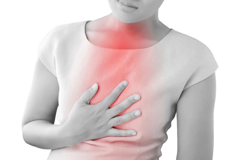 Trào ngược dạ dày là nguyên nhân thường thấy gây hôi miệng