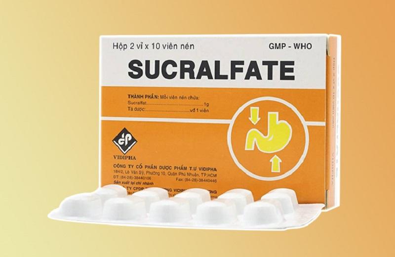 Thuốc Sucralfate cần có sự chỉ định của bác sĩ trước khi sử dụng