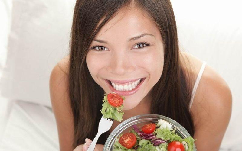 Bệnh nhân nên bổ sung vào chế độ ăn nhiều vitamin và dưỡng chất cần thiết