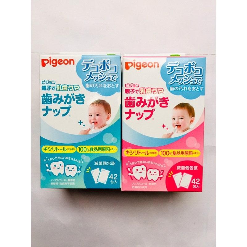Thành phần trong gạc rơ lưỡi Pigeon an toàn tuyệt đối với trẻ em