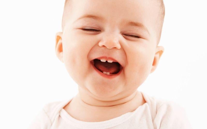 Trên thực tế mỗi bé sẽ có thời gian mọc răng khác nhau