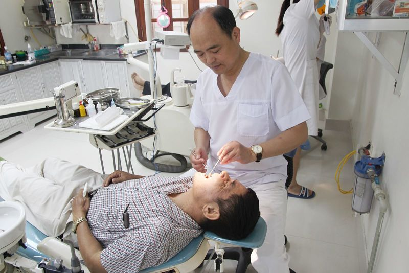 Bệnh viện Trung ương Huế là địa chỉ bọc răng sứ uy tin, chất lượng