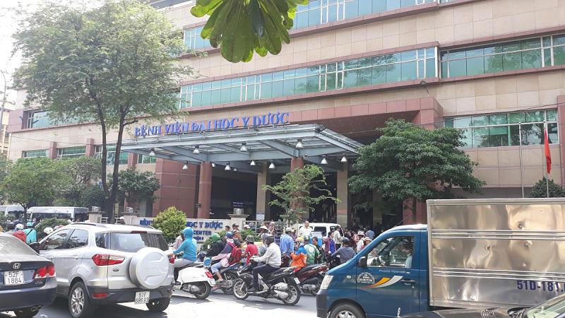 Bệnh viện Đại học Y Dược TPHCM có chuyên khoa thế mạnh là Răng Hàm Mặt