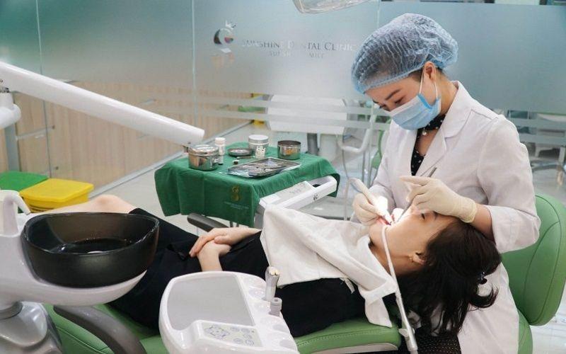 Viện Nha khoa Thẩm mỹ Videntel là cơ sở hàng về bọc sứ răng cửa