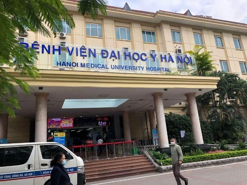 Bệnh viện Đại học Y Hà Nội là địa chỉ bọc răng uy tín