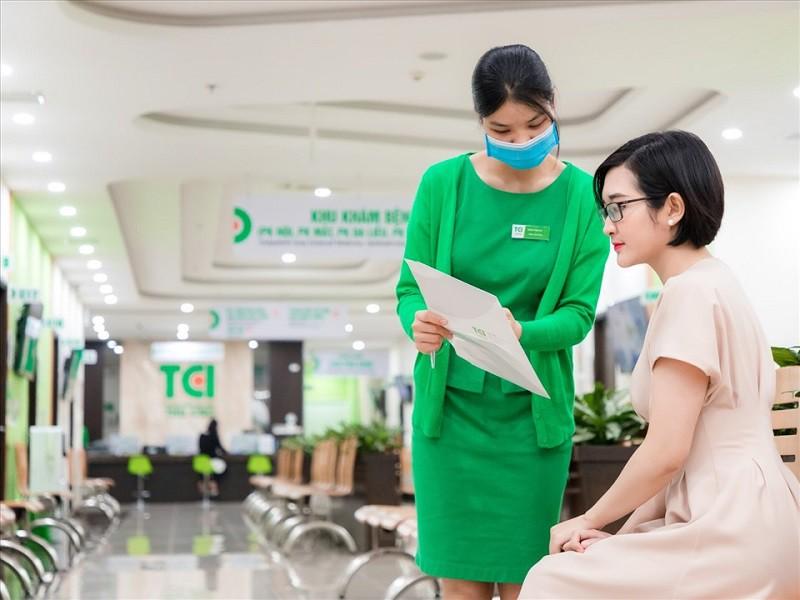 Đến với Bệnh viện Đa khoa Thu Cúc bạn sẽ được đội ngũ nhân viên tư vấn tận tình