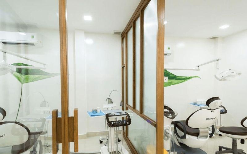 Nha khoa Peace Dentistry có hệ thống trang thiết bị hiện đại hàng đầu