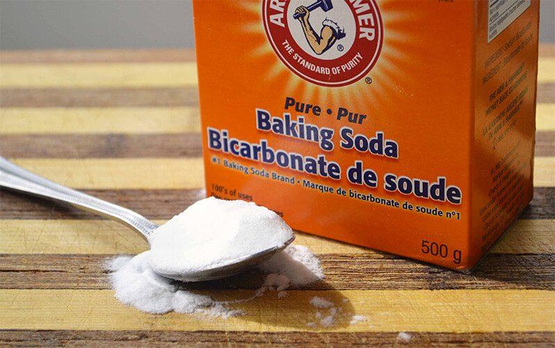 Baking soda có khả năng loại bỏ cao răng của bạn một cách nhanh chóng