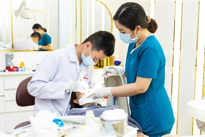 Nha khoa Win Smile có hệ thống cơ sở vật chất hiện đại