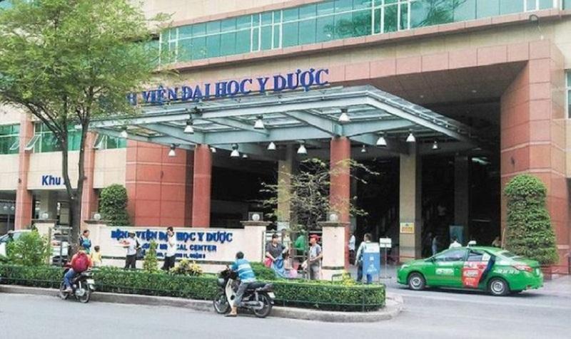 Khoa Răng hàm mặt thuộc Bệnh viện Đại học Y Dược Thành phố Hồ Chí Minh