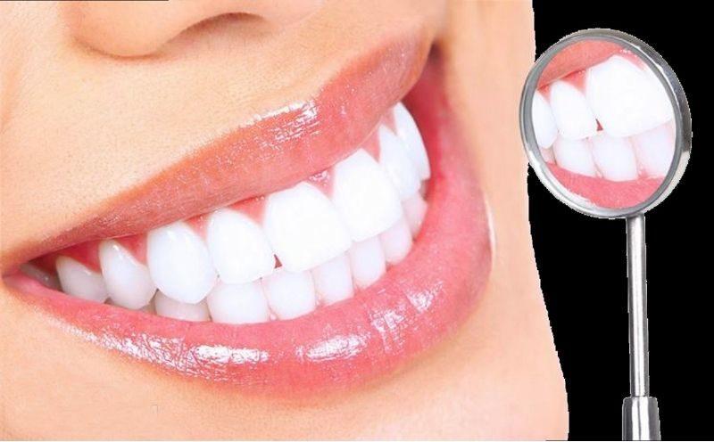 Làm sáng răng bằng hóa chất không gây hại đến sức khỏe